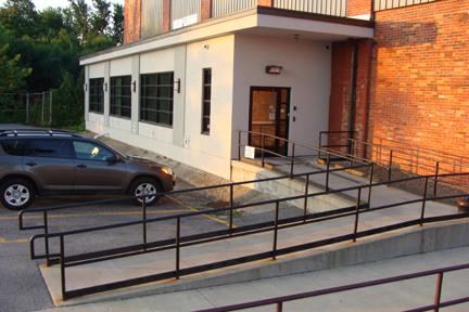 entranceramp