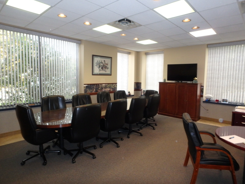 High End office space available downtown